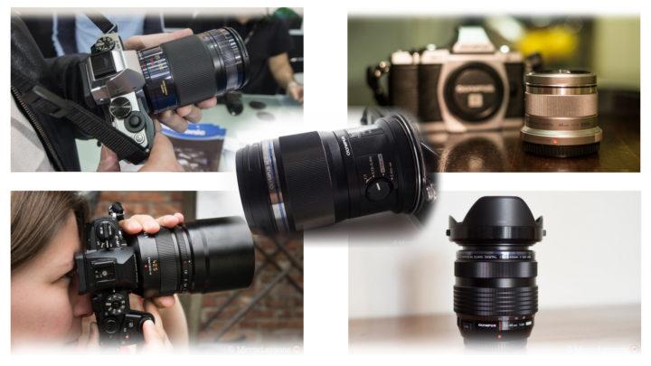best lenses em1 mark II