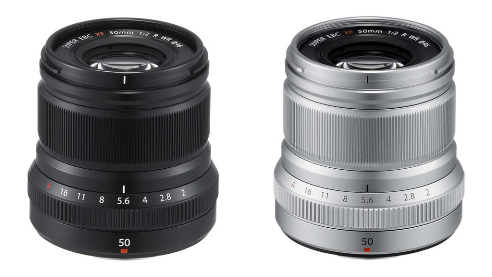 The Fujifilm XF 50mm f/2 joins the family of f/2 prime lenses