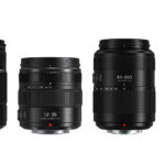 Panasonic refreshes four Lumix G lenses: 12-35mm f/2.8 II, 35-100mm f/2.8 II, 45-200mm f/4.5-5.6 II and 100-300mm f/4-5.6 II