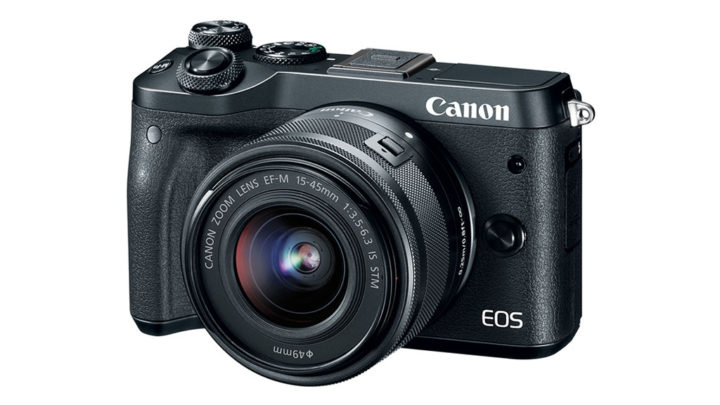 The new Canon EOS M6 is an M5 without viewfinder (and that's pretty much it)
