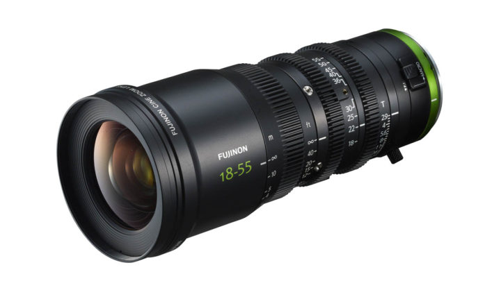 Fujifilm announces two affordable cine zoom lenses for E-mount and X-mount cameras