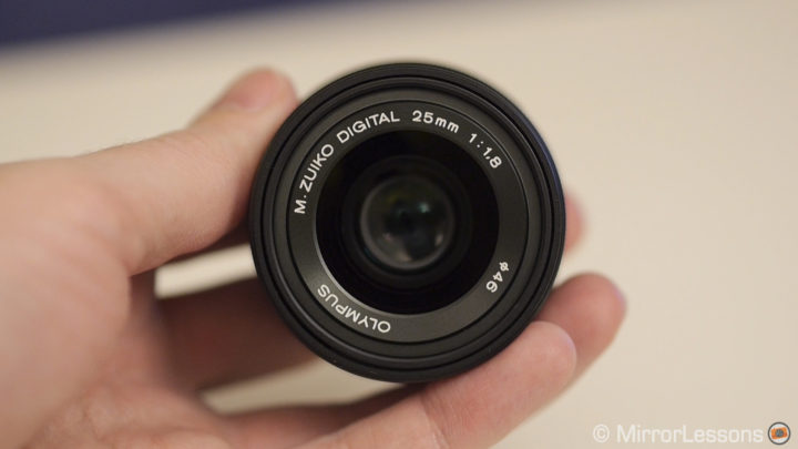 Raviraj Kande reviews the M.Zuiko 25mm f/1.8 on Olympus Passion