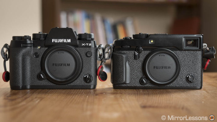 Firmware updates for Fujifilm X-Pro2, X-T2, X100F and X-T20 coming in late 2017