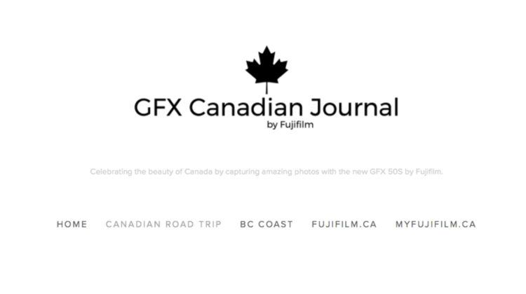 X-Photographer Spencer Wynn takes a GFX road trip across Canada