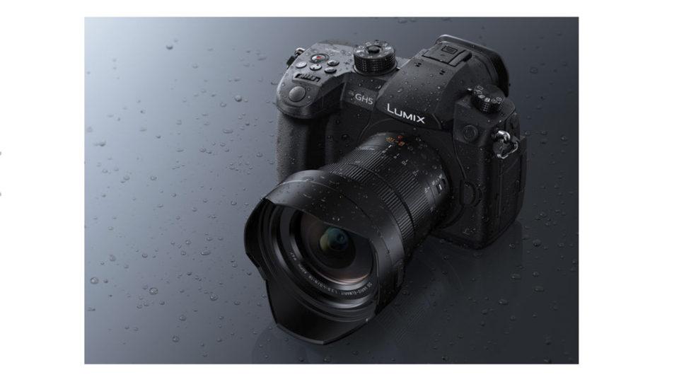 Panasonic announces the Leica DG Vario-Elmarit 8-18mm f/2.8-4 wide angle zoom
