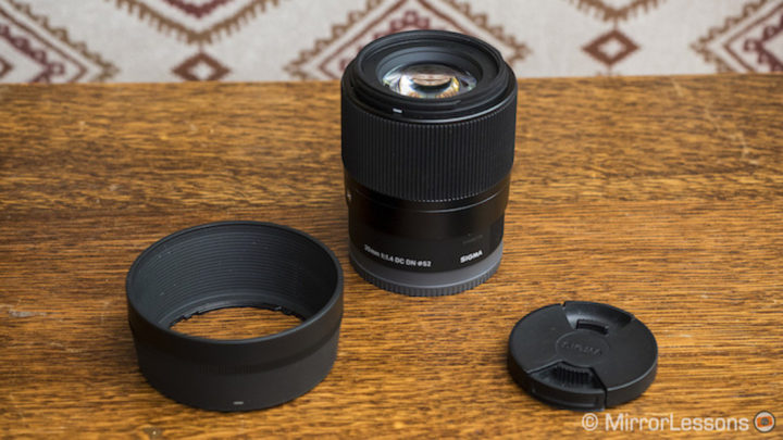 New firmware update for the Sigma 30mm f/1.4 Contemporary
