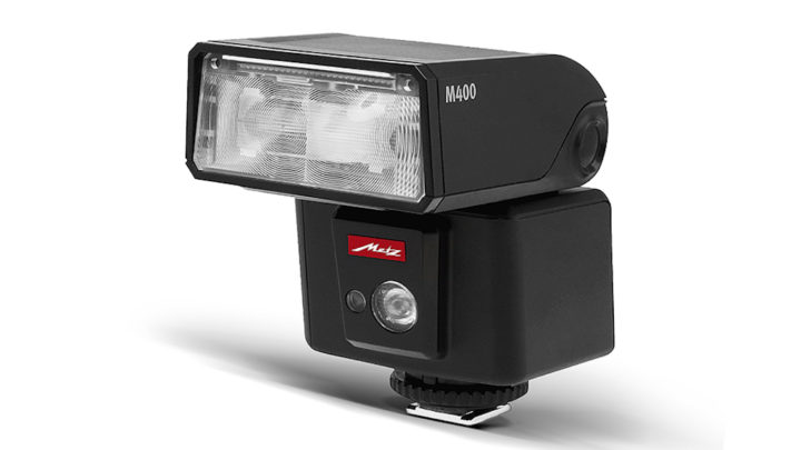 Metz releases a firmware update for the M400, its flash designed for mirrorless cameras