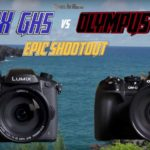 Michael Andrew's in-depth comparison between the Panasonic GH5 and Olympus OM-D E-M1 II