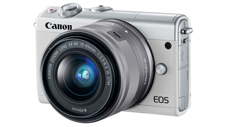 Canon EOS M100 – Price, Specs and Release Date