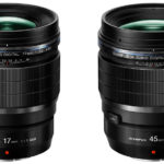 Olympus M.Zuiko 17mm f1.2 Pro and 45mm f1.2 Pro – Specs, release date and price