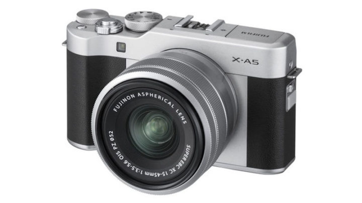Fujifilm X-A5: Specs, release date and price