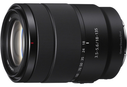 sony 18-135mm aps-c