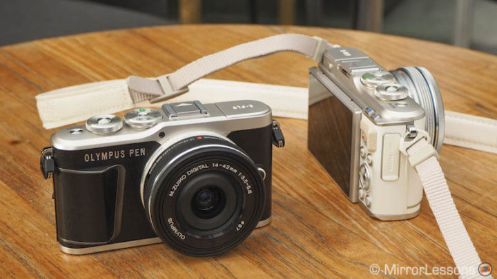 olympus pen epl9 news