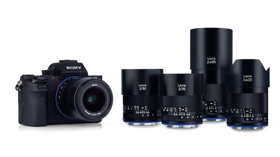 Zeiss announces the Loxia 25mm f/2.4 for Sony E-mount
